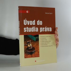 náhled knihy - Úvod do studia práva