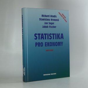 náhled knihy - Statistika pro ekonomy