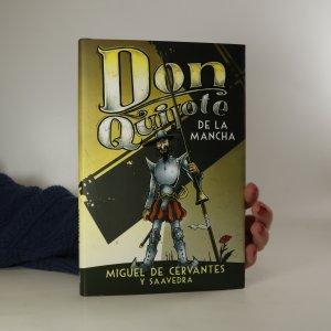 náhled knihy - Don Quijote de la Mancha
