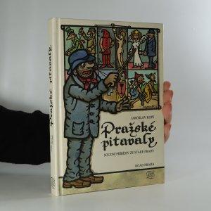 náhled knihy - Pražské pitavaly