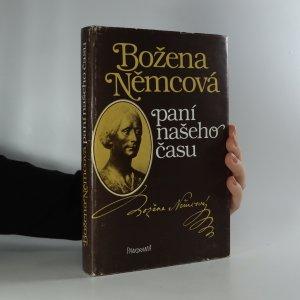 náhled knihy - Božena Němcová. Paní našeho času