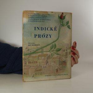 náhled knihy - Indické prózy