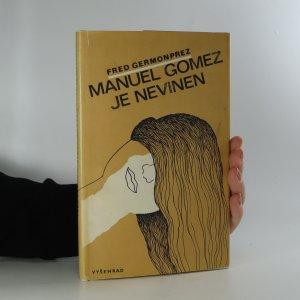 náhled knihy - Manuel Gomez je nevinen