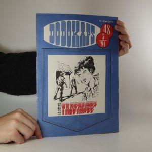 náhled knihy - Dodokaps. Trestanec (číslo 5/1994)