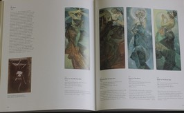 antikvární kniha Alphonse Mucha: the spirit of Art Nouveau, 1998