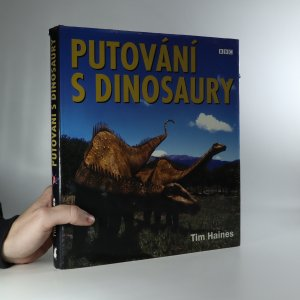 náhled knihy - Putování s dinosaury