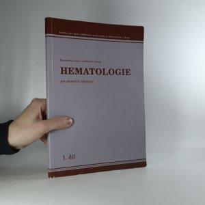 náhled knihy - Hematologie pro zdravotní laboranty. 1. díl