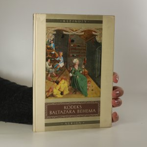 náhled knihy - Kodeks Baltazara Behema