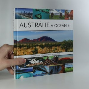náhled knihy - Austrálie a Oceánie. Inspirativní průvodce pro cestovatele