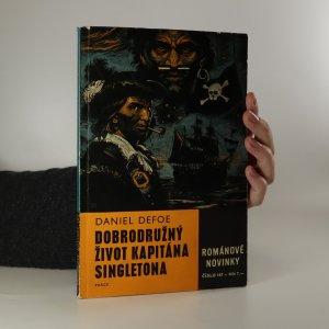 náhled knihy - Dobrodružný život kapitána Singletona