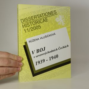 náhled knihy - V boj v severovýchodních Čechách 1939-1940
