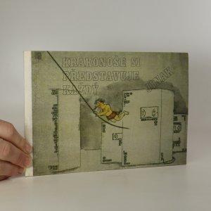 náhled knihy - Krakonoše si představuje každý jinak