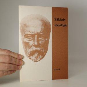 náhled knihy - Základy sociologie