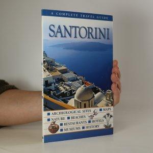 náhled knihy - Santorini