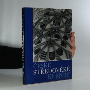 náhled knihy - České středověké klenby