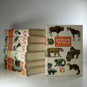 náhled knihy - Světem zvířat. Díl I-V (7 svazků)
