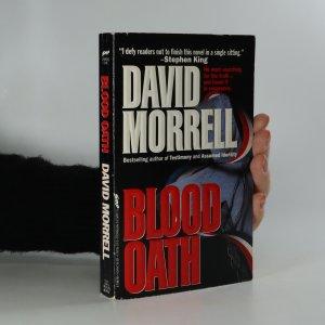 náhled knihy - Blood Oath