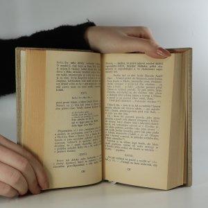 antikvární kniha Ježíš neznámý. Díl I, 1933