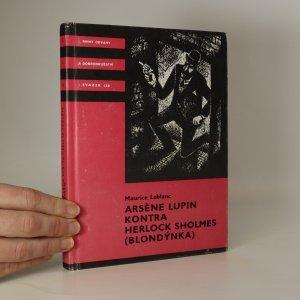 náhled knihy - Arsène Lupin kontra Herlock Sholmes (blondýnka)