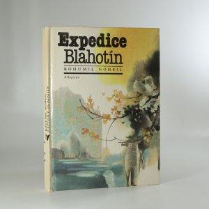 náhled knihy - Expedice Blahotín