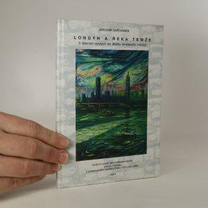 náhled knihy - Londýn a řeka Temže v básních vyrytých do dlažby temžského nábřeží. London and the river Thames in poems engraved on the embankment of the Thames