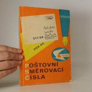 náhled knihy - Poštovní směrovací čísla