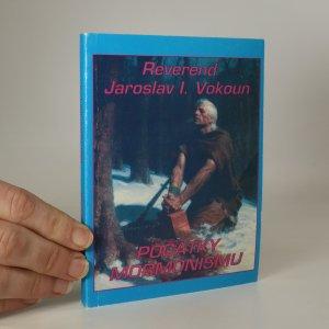 náhled knihy - Počátky mormonismu