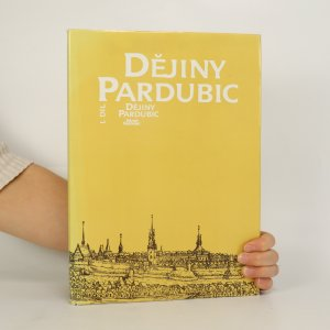 náhled knihy - Dějiny Pardubic. I. díl