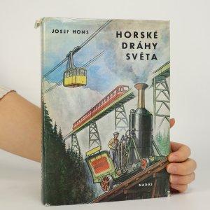 náhled knihy - Horské dráhy světa