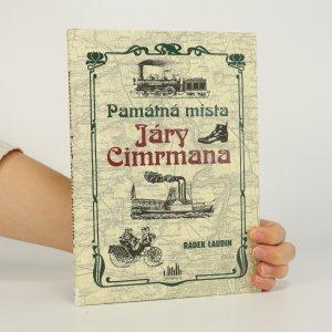 náhled knihy - Památná místa Járy Cimrmana