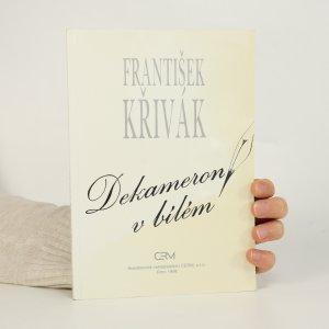 náhled knihy - Dekameron v bílém