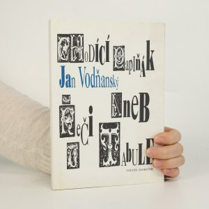 náhled knihy - Chodící papiňák aneb Řeči u tabule