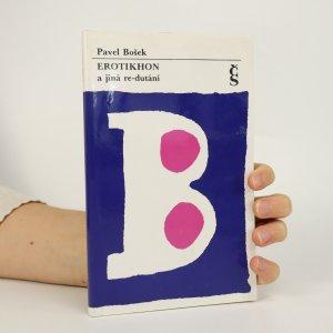 náhled knihy - Erotikhon a jiná re-dutání