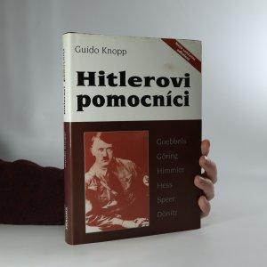 náhled knihy - Hitlerovi pomocníci