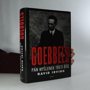 náhled knihy - Goebbels. Pán myšlenek Třetí říše