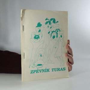náhled knihy - Zpěvník Turas (bez tiráže)