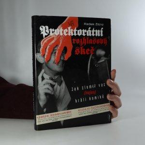 náhled knihy - Protektorátní rozhlasový skeč. Jak zlomit vaz (nejen) králi komiků
