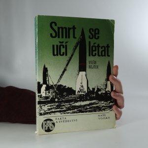 náhled knihy - Smrt se učí létat