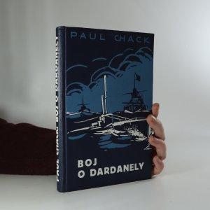 náhled knihy - Boj o Dardanely
