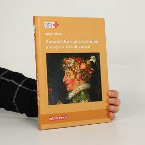náhled knihy - Kazuistiky z potravinové alergie a intolerance
