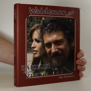 náhled knihy - Waldemar a Olga. Zákulisí našeho života