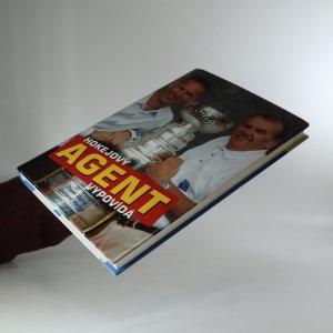 antikvární kniha Hokejový agent vypovídá, 2008