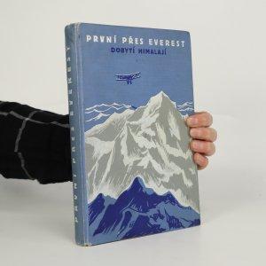náhled knihy - První přes Everest. Dobytí Himalají
