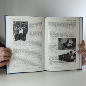 antikvární kniha 100 let železniční trati Doudleby - Rokytnice, 2006