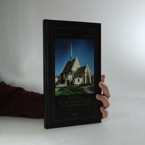 náhled knihy - Kostel sv. Bartoloměje v Pardubicích