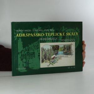 náhled knihy - Adršpašsko-teplické skály na historických pohlednicích