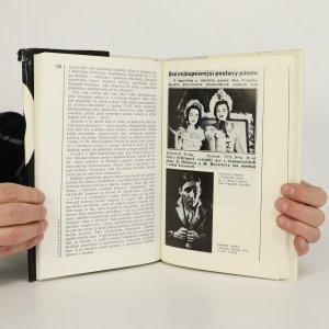 antikvární kniha Divadlo plné paradoxů. Příběh Divadla satiry 1944-1949 a nejen jeho, 1990