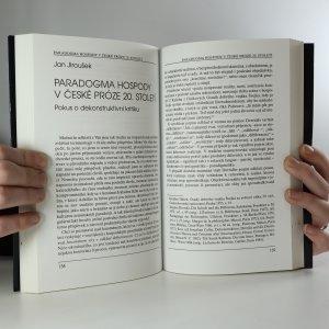 antikvární kniha Hospody a pivo v české společnosti, 1997