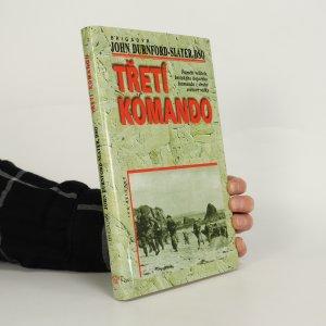 náhled knihy - Třetí komando. Paměti velitele britského bojového komanda z druhé světové války