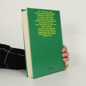 antikvární kniha 100+1 karetních her, 1993